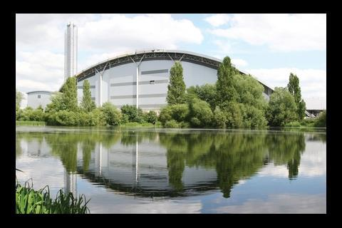 The Lakeside energy from waste plant at Colnbrook, Berkshire, is one of the few to have been approved by planners